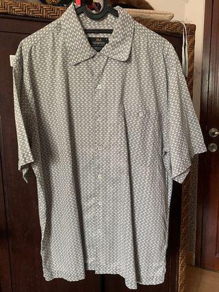 Jim Thompson Men Smart Casual Shirt