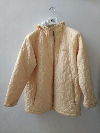 #VISITSINGAPORE Jaket soft yellow