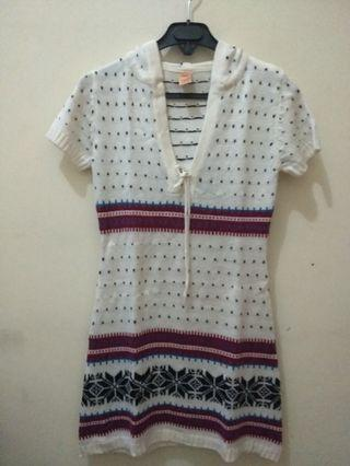 dress rajut bangkok