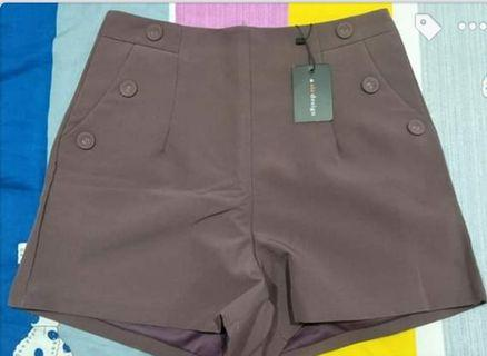 BNWT Premium High Waisted Shorts