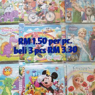Ready stock Puzzle for kids