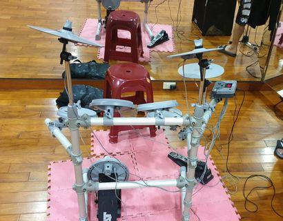 KAT percussion (KT1) Digital drum set