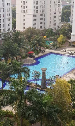 For rent 2BR apt at green palace kalibata city