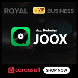 [ANDROID] Joox Unlimited VIP  [Cheap]