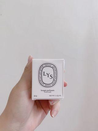 diptyque 清水百合香氛蠟燭35g