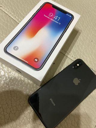 iPhone X 64g黑