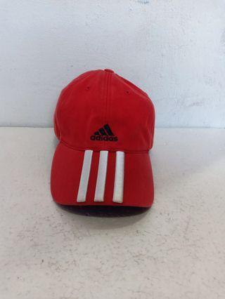 Adidas Essential Black Logo Baseball Cap