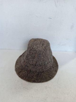Harris Teeed Fedora Hat