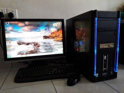 Desktop Pentium 4 CPU 2.66 GHz