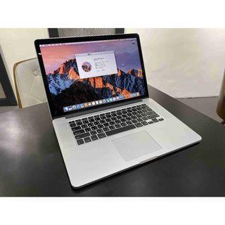 """Macbook Pro Retina 15"""" 特規升級處理器 16G / 256G 2015 只要35000 !!!"""