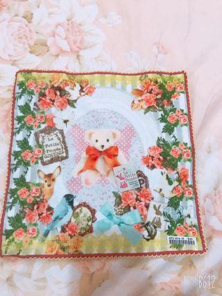 日本品牌手帕