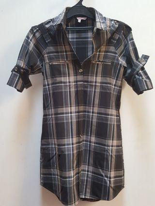 [Preloved] Square Shirt