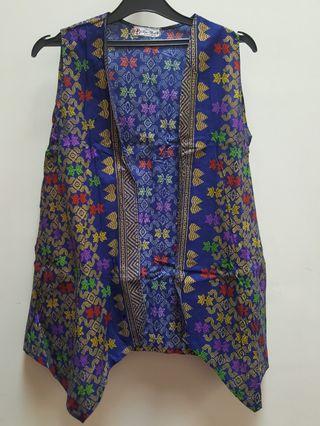 [Preloved] Outer Ria Batik