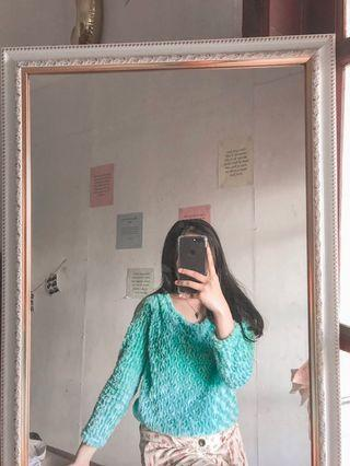 sweater bulu tosca