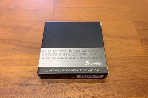 美國 BH Cosmetics 六色眼影盤