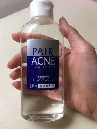 #剁手美妝 PAIR ACNCE 皮脂調理化妝水