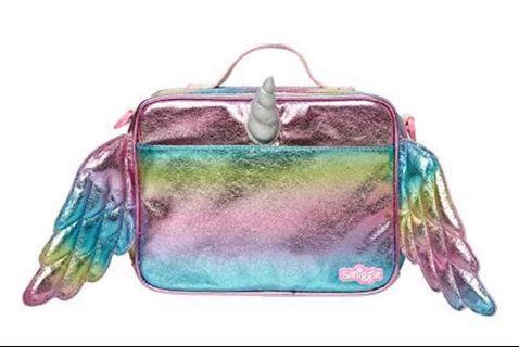 Smiggle unicorn lunchbag