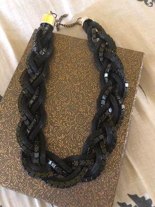 Kalung Hitam - Black Necklace