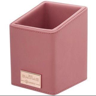 美國 Bh 玫瑰色 刷具筒