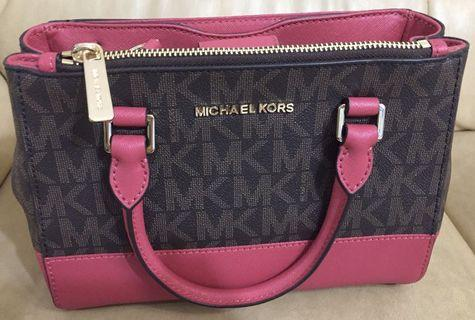 MK (全新正品)手提包/斜背包