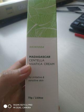 Madagascar centella Asiatica cream