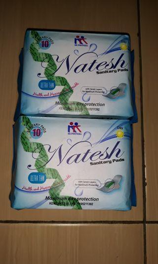 Natesh Sanitary Pad Maximum Day Protection