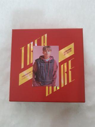 [WTT] JONGHO TREASURE EP 3 ONE TO ALL PC ILLUSION VER.
