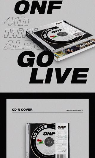 ONF - Go Live