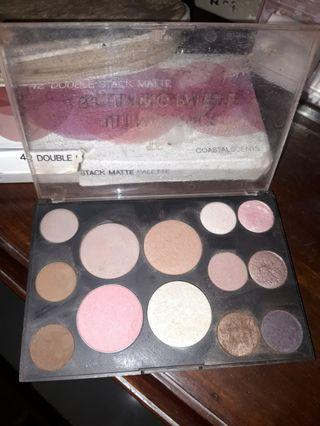 Face pallete ps sephora travelling friendly