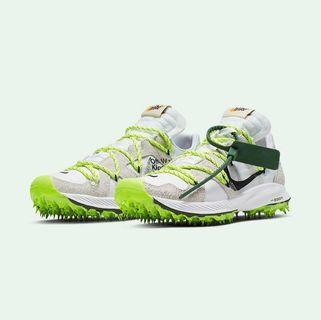 OFF-WHITE x NIKE Zoom Terra Kiger 5 田徑休閒運動鞋 (EUR39)