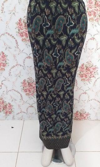 Rok Batik plisket