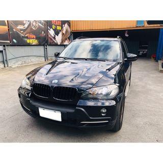 BMW 07年-X5 2000CC 黑色,絕非權利車、事故車、泡水車、調錶車,漂亮車都在這裡