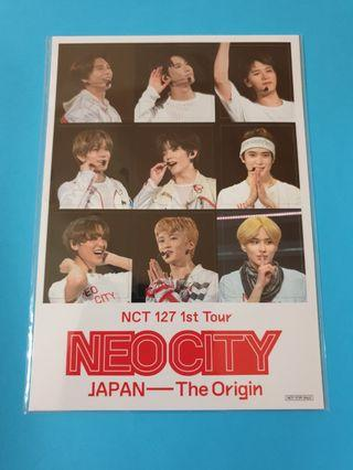NCT127 Neo City Japan Magnet (Limited Item)