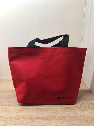 PROMAX 紅色便當袋 / 手提袋