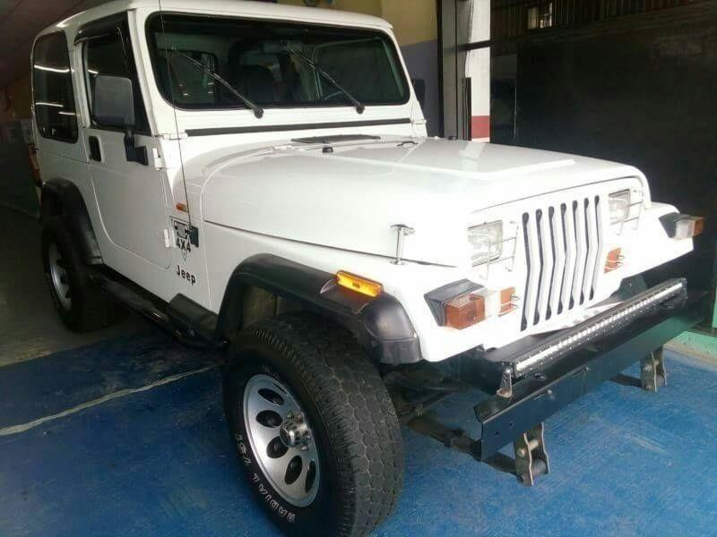 1996年 Jeep 藍哥 2.5 4WD