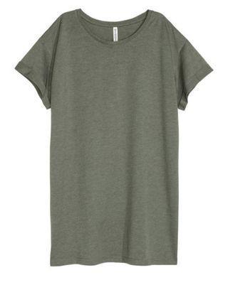H&M Basic Long T-Shirt