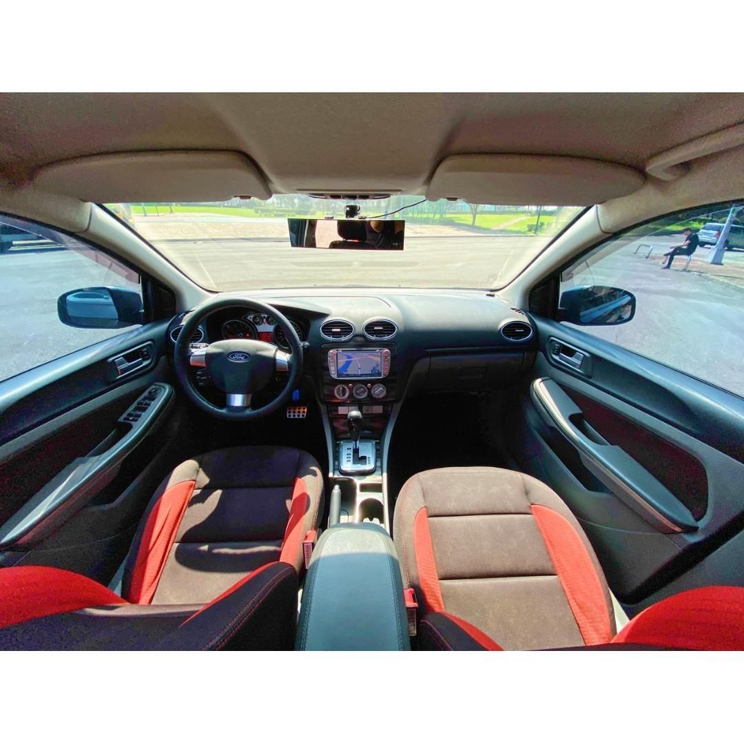 2011年 福特 FOCUS 2.0 5D 五門 大空間 家庭用車 無改裝