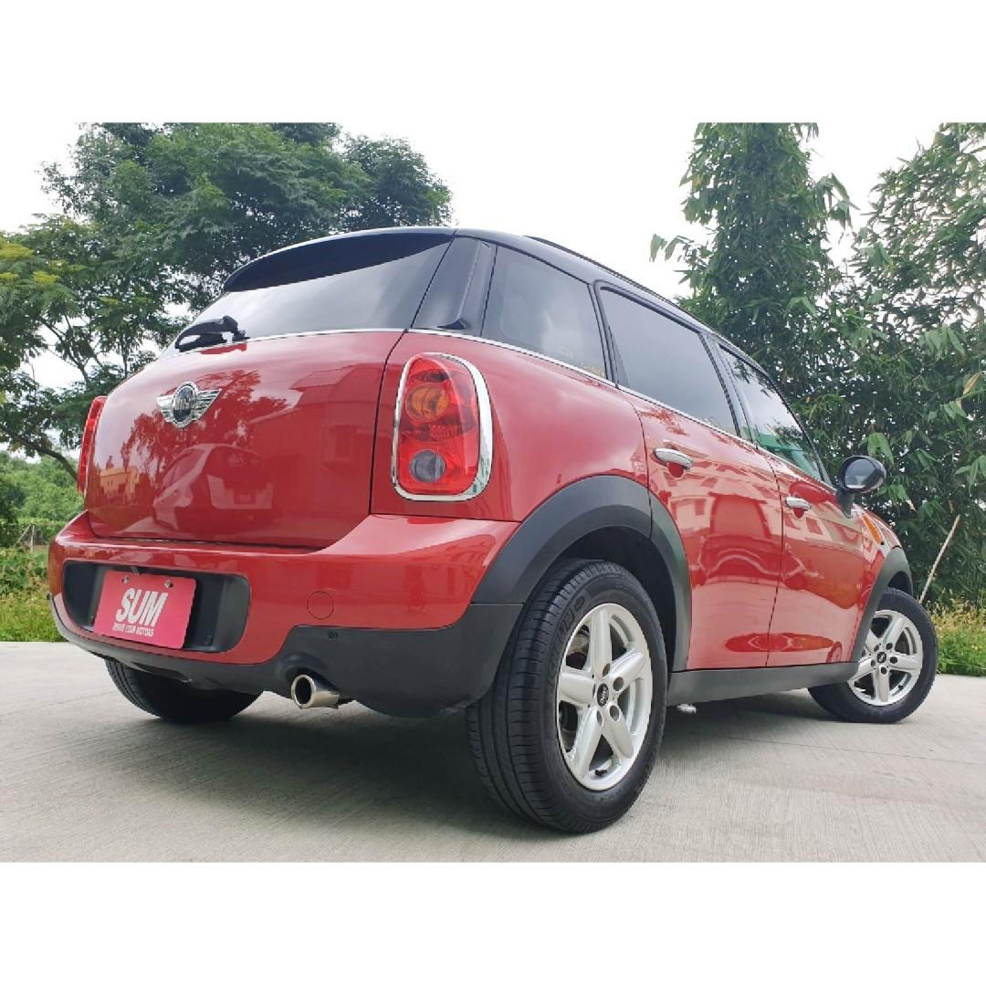2014 MINI COUNTRYMAN ONE 1.6