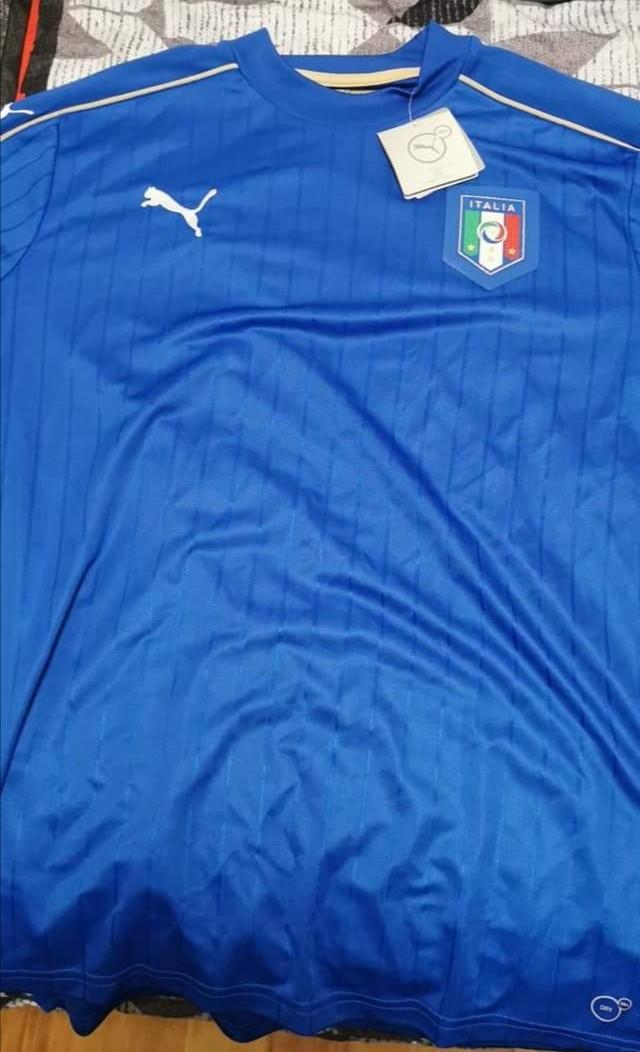 全新2016意大利球衣