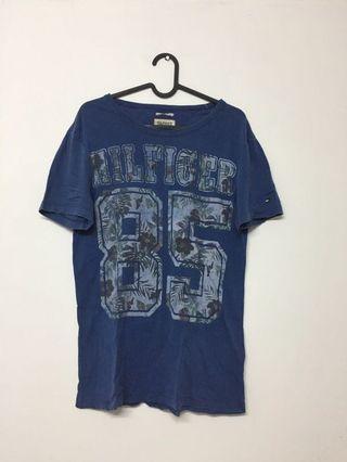 Hilfiger 85 T-Shirt Blue