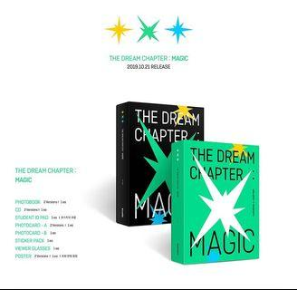 [PREORDER] Tomorrow x Together 'The Dream Chapter' : Magic
