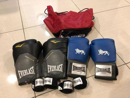Boxing Gloves to sell