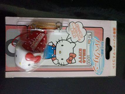 Hello Kitty 手機螢幕擦