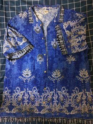 古著的花衫
