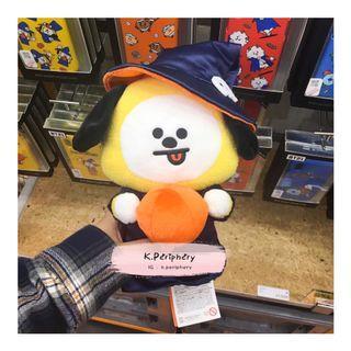 【🇰🇷 PRE-ORDER 】  BT21 x Line Friends Halloween Standing Doll