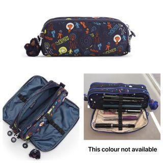 BNWT Authentic Kipling GITROY Pen case