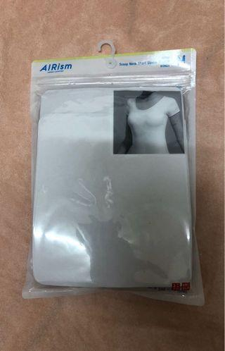 airism uniqlo inner short sleeve