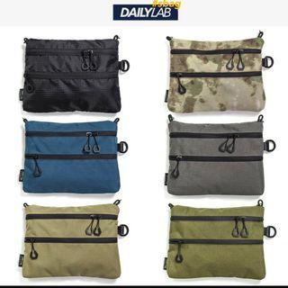 JKS  DailyLab Sbag Sacoche Bag  防水機能輕量包