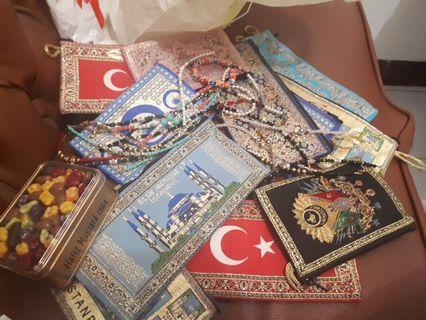 Souvenir turki