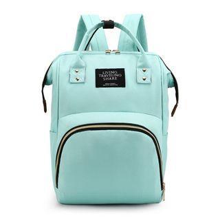 Mummy Maternity Nappy Diaper Bag Anello Design  Baby Bag Travel Backpacks Beg